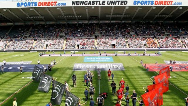 Buy Your Magic Weekend Tickets