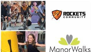 Rockets Help Showcase the Best of Cramlington