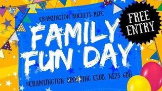 Rockets Family Day This Saturday