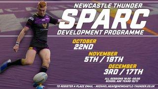 SPARC Development Programme Launched