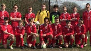 Stafford Town FC U14's (2015/16)