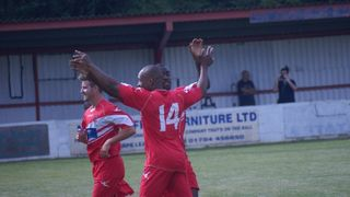 FA CUP - Westfield 11.8.12