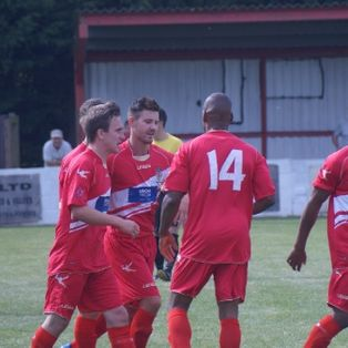 Egham Town 1 Hartley Wintney 6