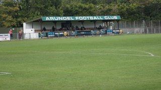 ARUNDEL 3 SEPTEMBER 2016 FA CUP 1ST QUAL