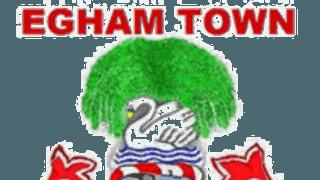 Programme - EGHAM  TOWN v BALHAM