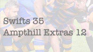 Swifts XV 35 - 12 Ampthill Extras