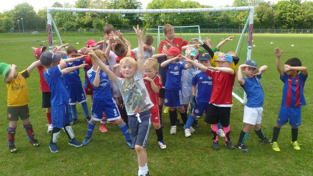 Dates for 2018 Lions in the Community Holiday Soccer Schools