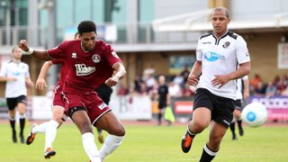 Jeffers Helps Clarets Maintain Unbeaten Start