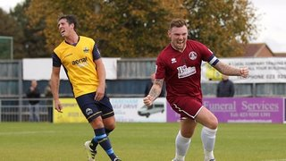 Chelmsford Hit Woeful Gosport for Six