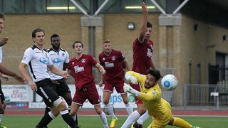Clarets Exit FA Cup at Hands of Dartford