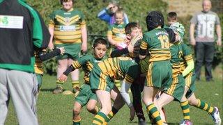 U10's v Thornhill Triojans (20/4/13)