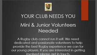 M&J Volunteer Recruitment