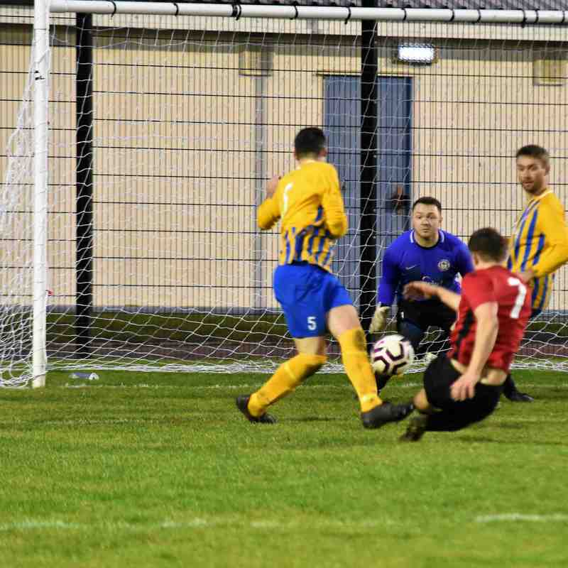Owen Everton opens the scoring