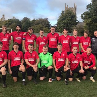 Linby First Team Back to Winning Ways