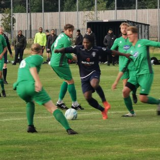 Reserves Narrowly miss out to Singh Bros