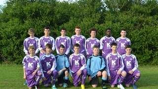 U16s Team 2011-2012