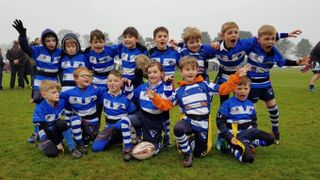 Maldon RFC Under 7s get their first taste of touring