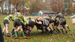 Huntly 1XV v Fraserburgh 7 Nov 2015