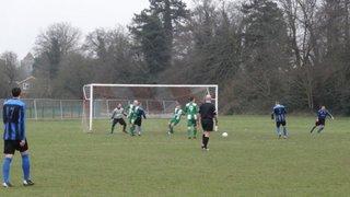 Chalvey WMC Sports 4, Slough Irish 4. Chalvey win 4-3 on pens