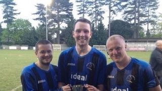 League Cup Final: Chalvey Sports 2, Alpha Arms Acads 1.
