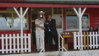 Rod Warhurst Cup Final vs Booth CC 2012