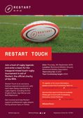 Charity Touch Rugby Tournament