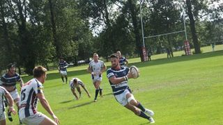 Swansea RFC Aug 10th 2013 - Bryn Jenkins' photos