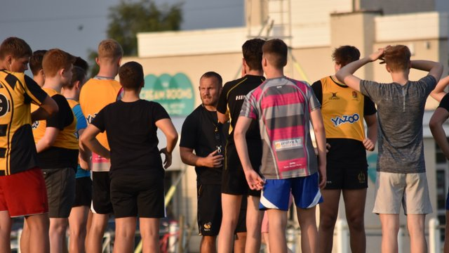 Colts aiming high in 2019/20