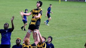Seven try victory for U16's