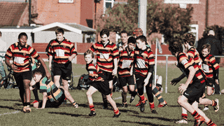 U14s Bradford Salem & Littleborough (H) 1/11/2015