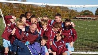 Milton United FC U11's