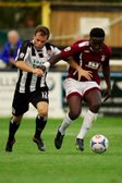 Stalemate secures first point for Clarets