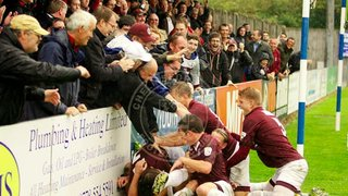 Clarets Record First Win In Five Goal Thriller