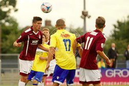Clarets End Three Match Unbeaten Run
