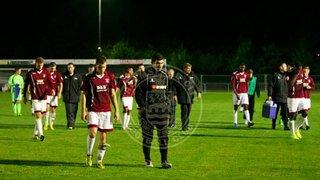 Clarets Suffer Shock Essex Cup Exit