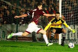 Clarets Edge Replay in Five-Goal Thriller