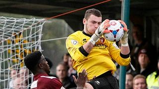 Clarets Defeated by Resilient Wealdstone