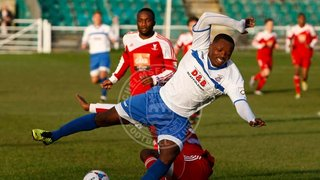 Clarets humbled by Whitehawk