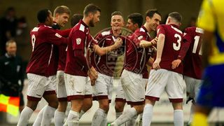 Clarets Hold On For Important Win