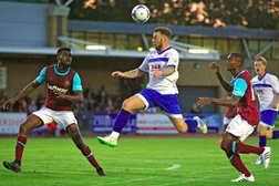 Clarets Tested By Hammers