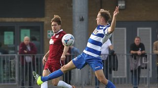 Clarets Thumped By Oxford
