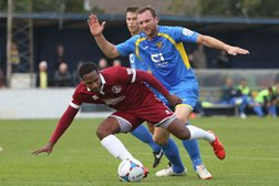 Basingstoke Hit Four To End City's FA Cup Dream