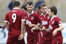 Clarets Advance in Essex Senior Cup