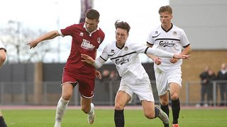 10-man Tigers hold on to beat Clarets