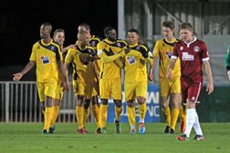 Eastbourne Punish Woeful Clarets