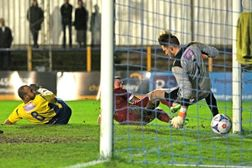 Bricknell Strikes Late to Record Draw At St Albans