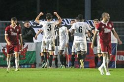 Weston Come From Behind to Claim Victory