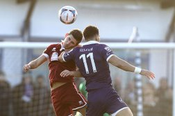 Clarets Hit By Taylor Hat-Trick