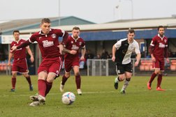 Clarets Pick-up Crucial Three Points at Weston