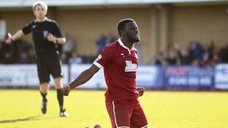 Williams Double Fires Clarets To Crucial Victory